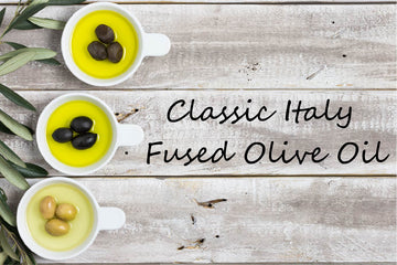 Classic Italy Fused Olive Oil