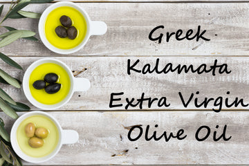 Extra Virgin Olive Oil - Greek Kalamata