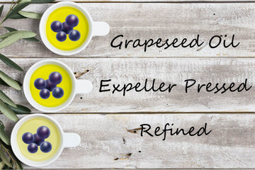 Specialty Oil - Grapeseed Oil - Expeller Pressed, Refined