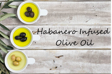 Infused Olive Oil - Habanero