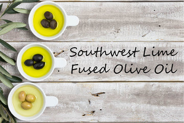 Fused Olive Oil - Southwest Lime
