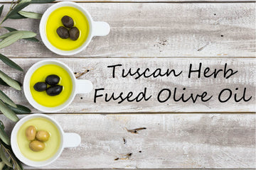 Fused Olive Oil - Tuscan Herb