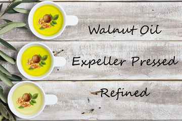 Specialty Oil - Walnut Oil - Expeller Pressed, Refined