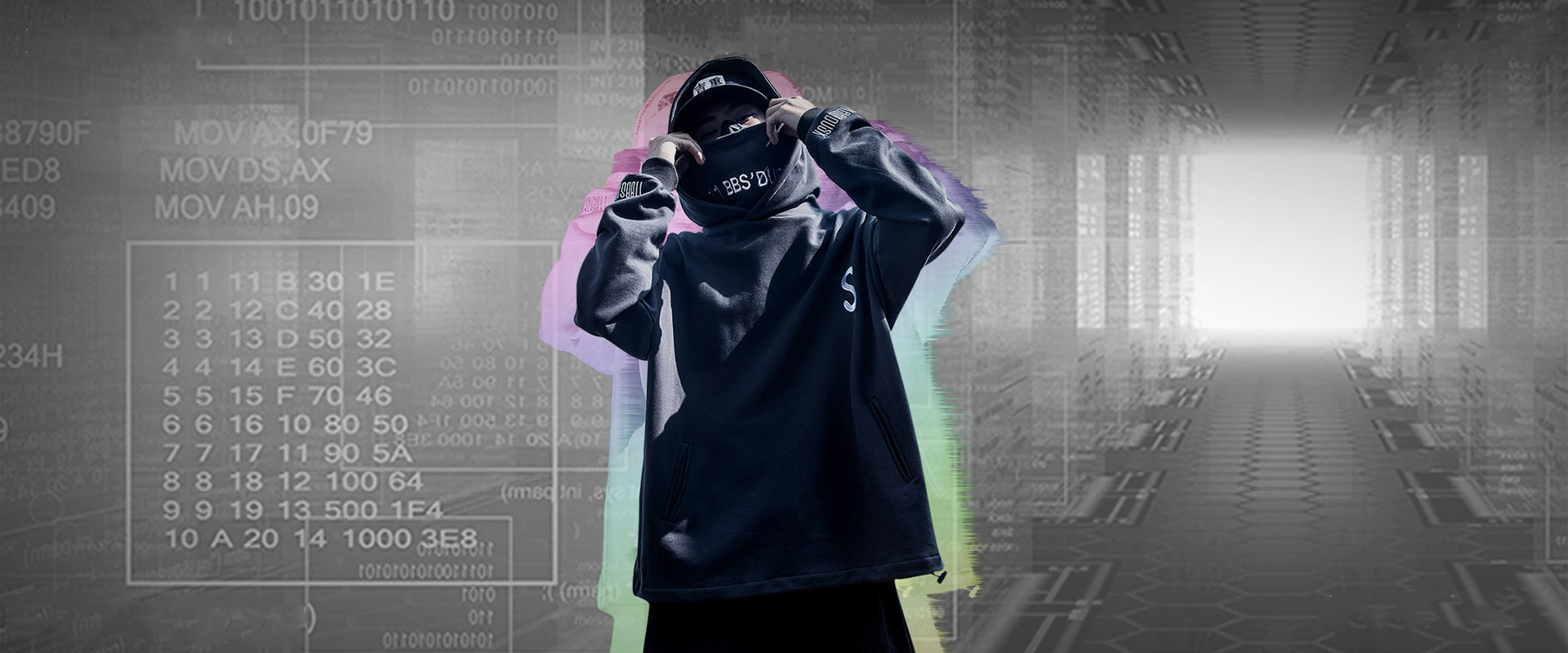 Join Clotechnow and wear the futuristic clothing styles - Techwear shop