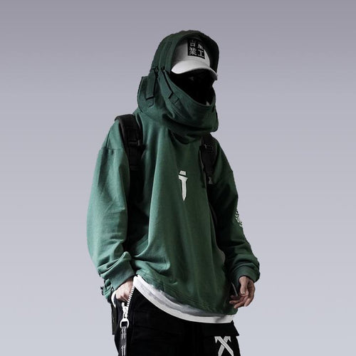 X-11 DUSK HOODIE - TomTTom