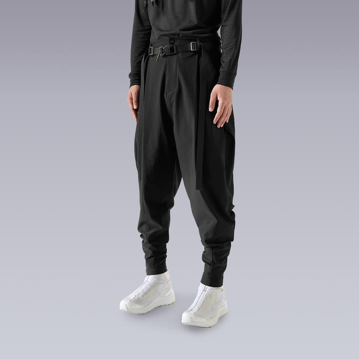 NOSUCISM ZEN PLEATED PANTS