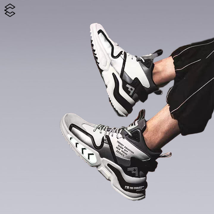 ALPHA X-11 STREETWEAR SHOES - Techwear shop - Clotechnow