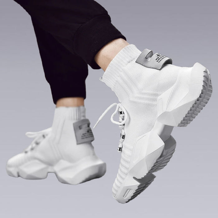 C TECH EXCLUSIVE TECHWEAR SHOES - Techwear Shop -Clotechnow