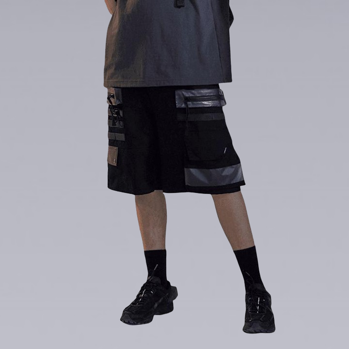 CHRROTA TECHWEAR SHORTS - Clotechnow