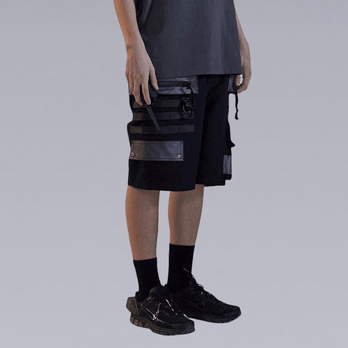 Chrrota Techwear Shorts