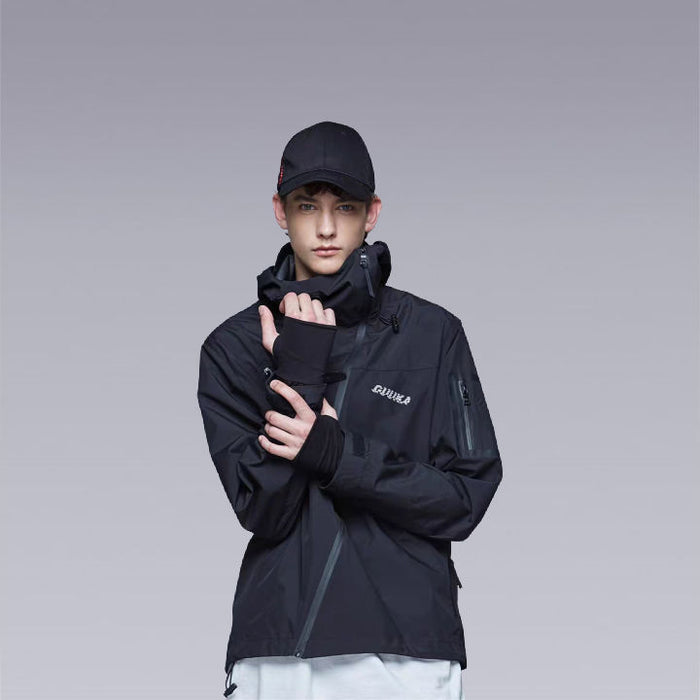 CLOTECH X-11 JACKET - Clotechnow