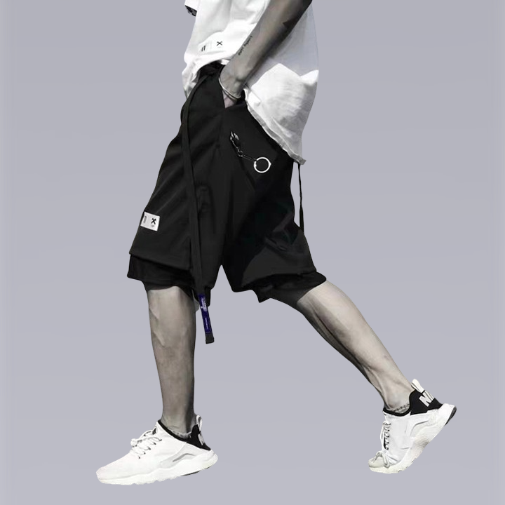 X-11 TECHWEAR SHORTS - Clotechnow