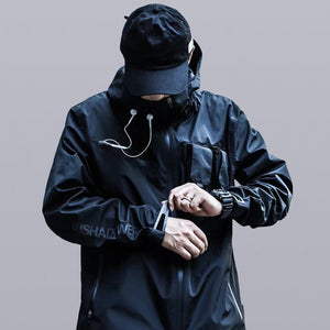 COMBACK TACTICAL JACKET - Clotechnow