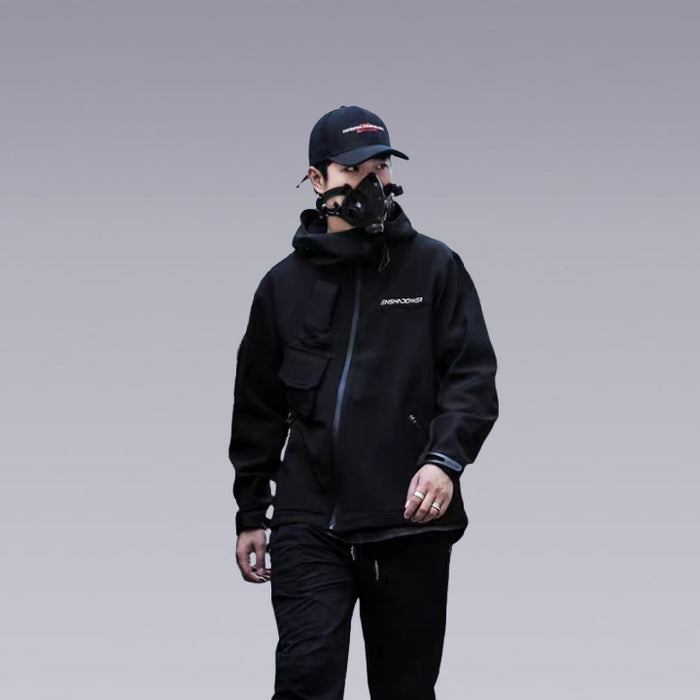 Techwear enshadower jacket Multi-pockets / water-repellent / windproof - CLOTECHNOW