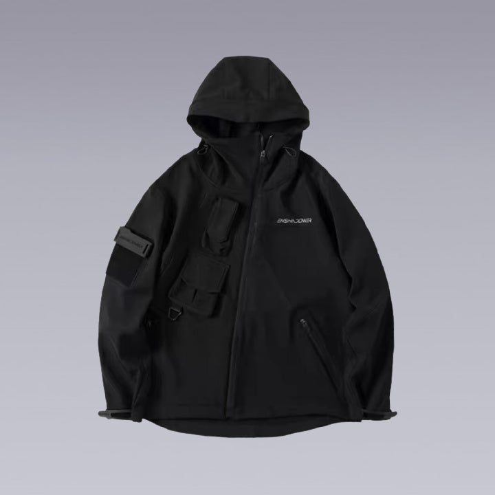 ENSHADOWER TECHWEAR JACKET - Clotechnow