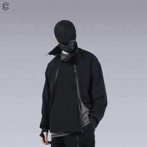 MANDALORIAN TECHWEAR SWEATER -Techwear Shop - Clotechnow