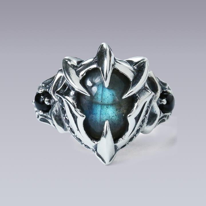 CLOTECHNOW DARK MOONSTONE RING