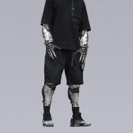 TACTICAL W-X BELTED SHORTS