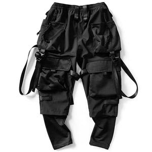 NINJA TACTICAL CARGO PANTS - Clotechnow