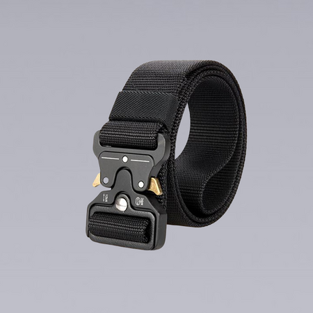 Techwear Aesthetic Belt