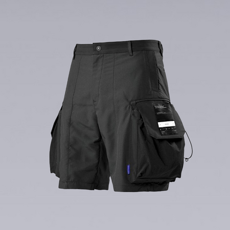 Clotech Lusion RL-18 Techwear Shorts