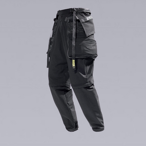 PUPIL CONVERTIBLE CARGO PANTS - Clotechnow