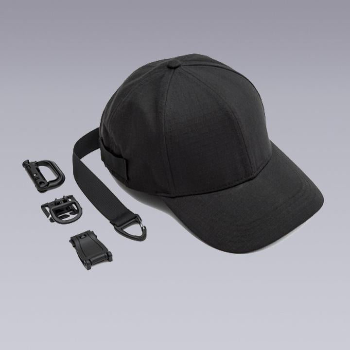 TECHWEAR PUPIL TRAVEL MILITARY CAP - Clotechnow