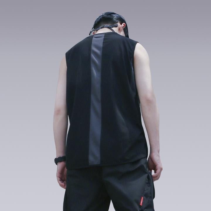 SILENSTORM SLEEVELESS TECHWEAR T-SHIRT