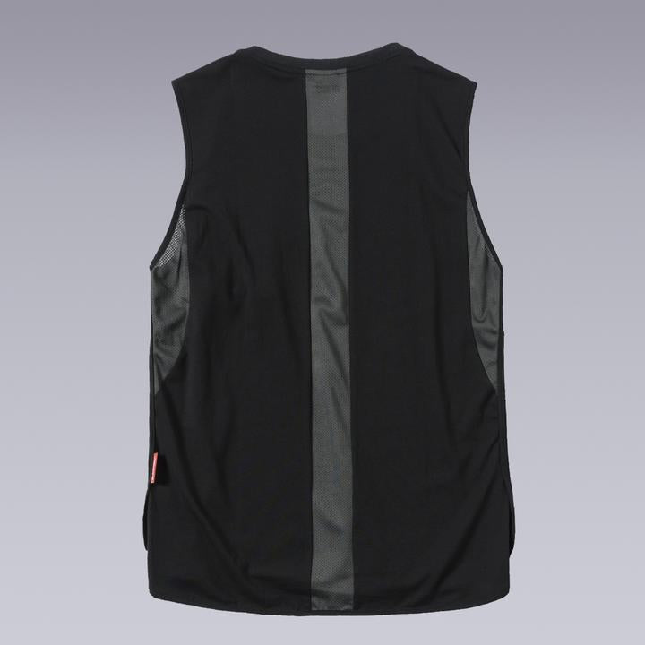 SILENSTORM SLEEVELESS TECHWEAR T-SHIRT - Clotechnow