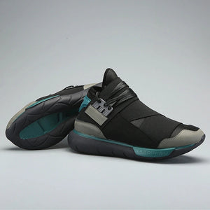 BLACK WARRIOR TECHWEAR SHOES - Clotechnow