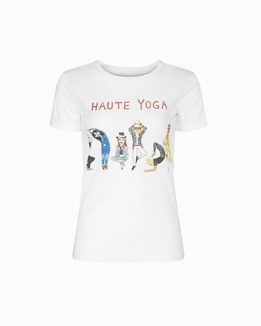 Unfortunate Portrait T-shirt - Haute Yoga