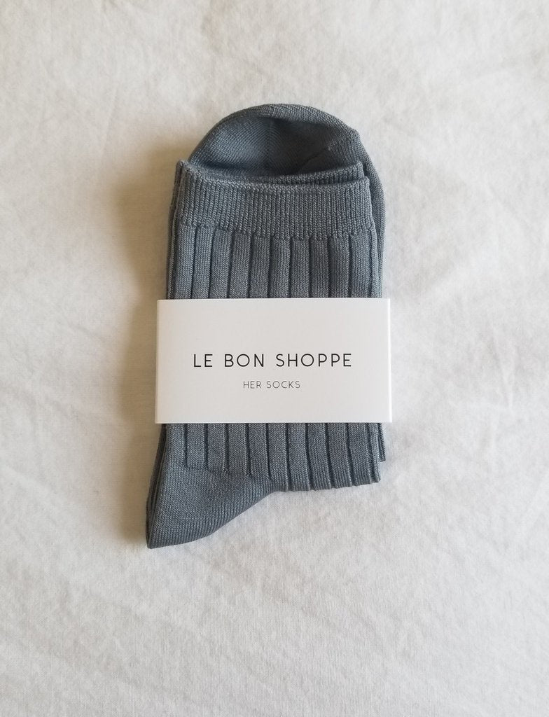 Le Bon Shoppe Socks - Solid