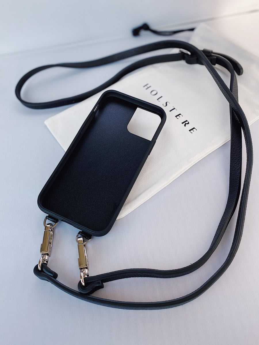 Holstere iPhone Case - Manhattan Black