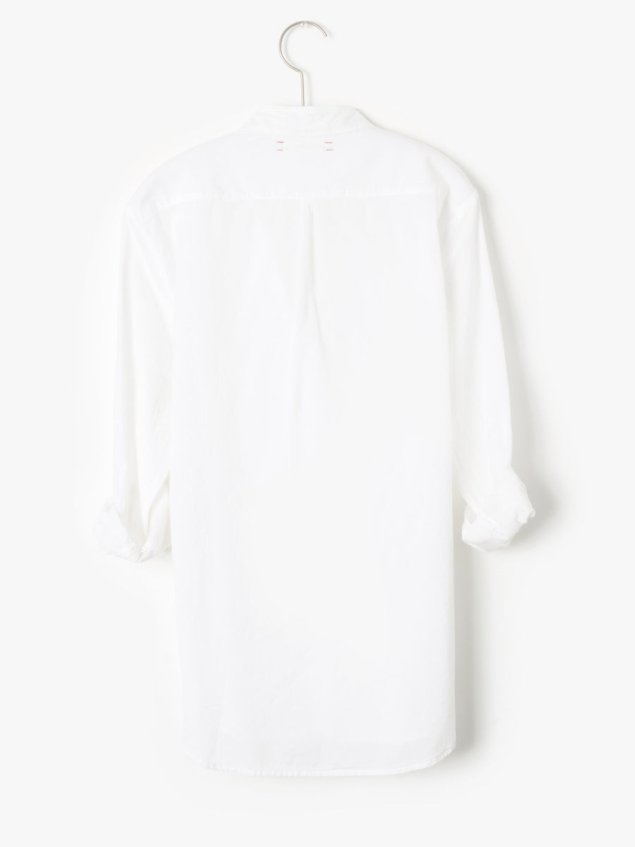 Xirena Beau Cotton Shirt - White