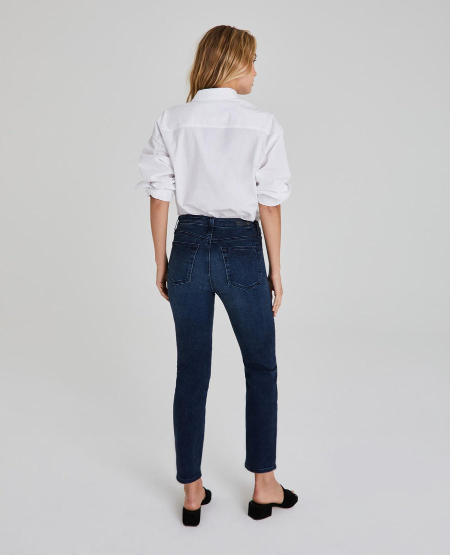 AG Isabelle High Rise Straight Crop - Valiant