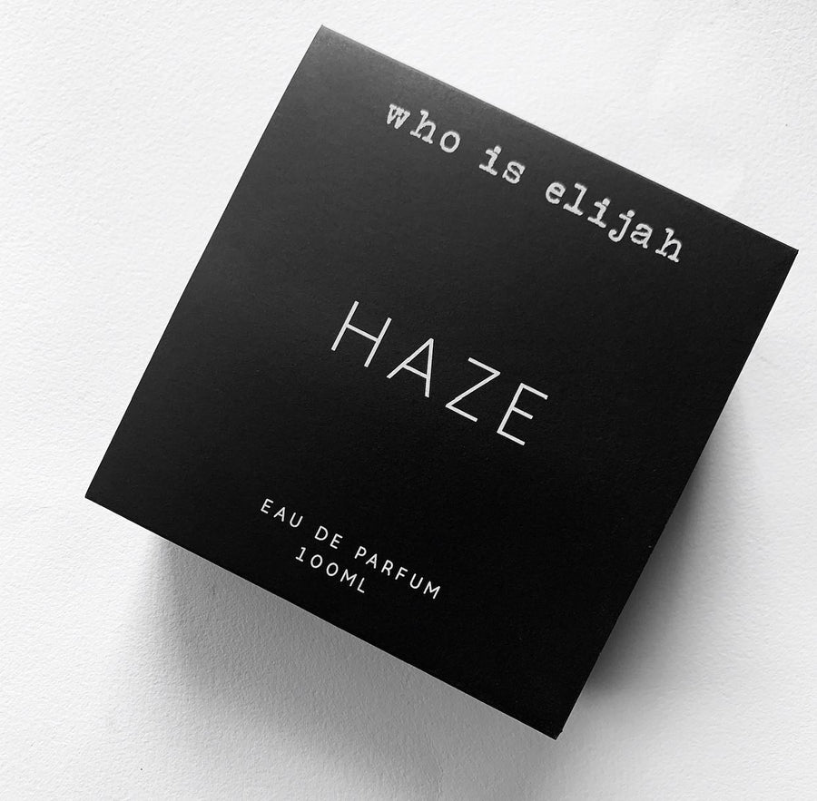 Who is Elijah Haze Eau de Parfum