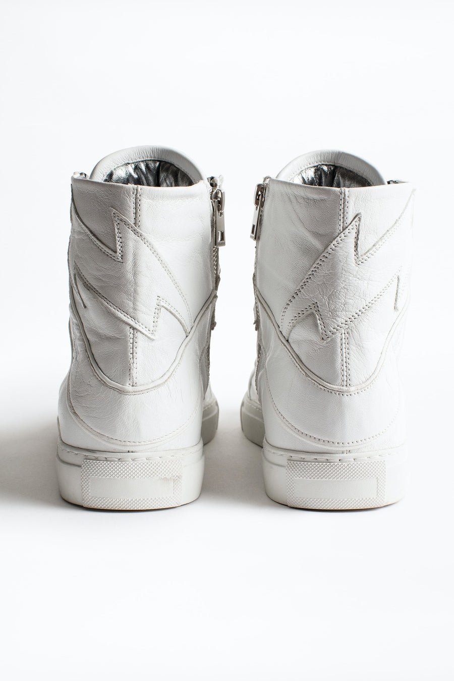 Zadig et Voltaire Flash High Tops