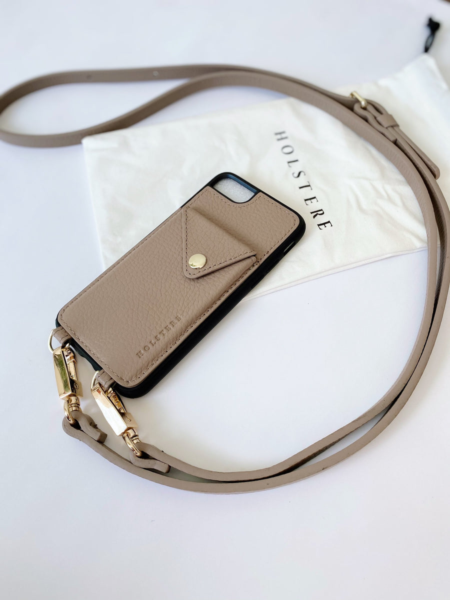 Holstere iPhone Case - Manhattan Taupe