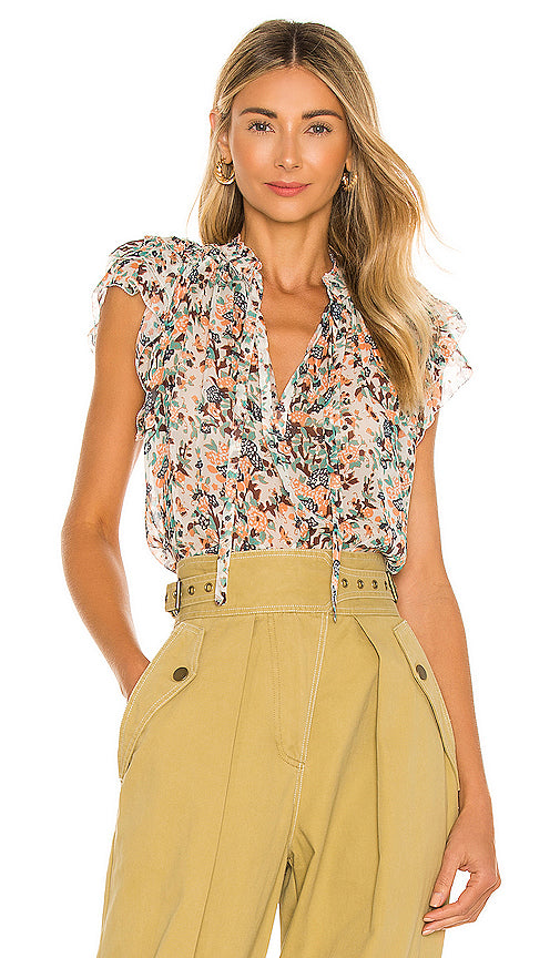 Ulla Johnson Tess Top