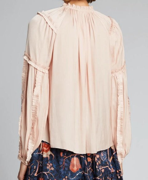 Ulla Johnson Maeve Blouse