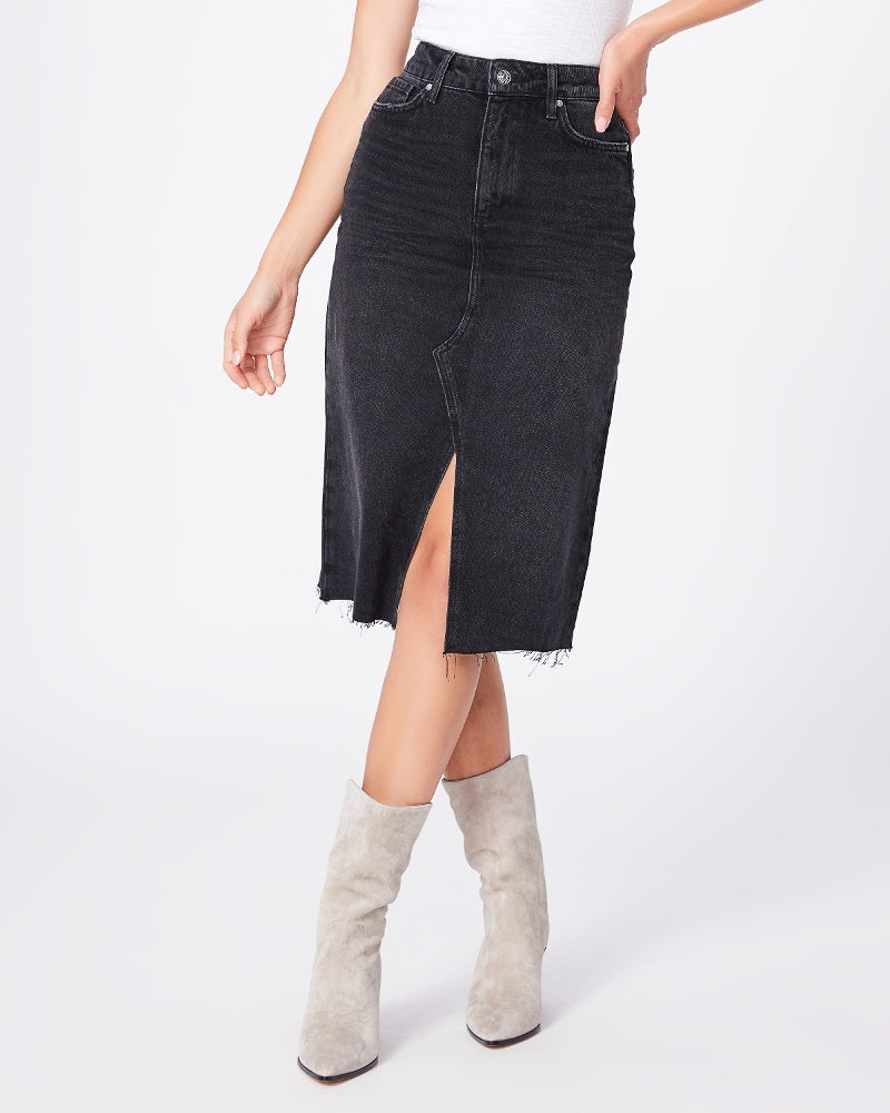 Paige Meadow Midi Skirt - Lilith