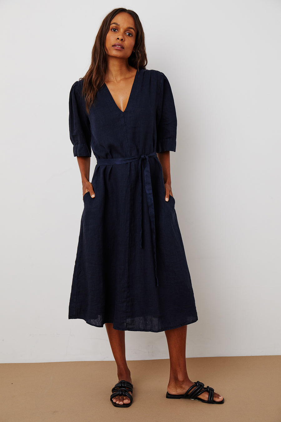 Velvet Laurel Dress