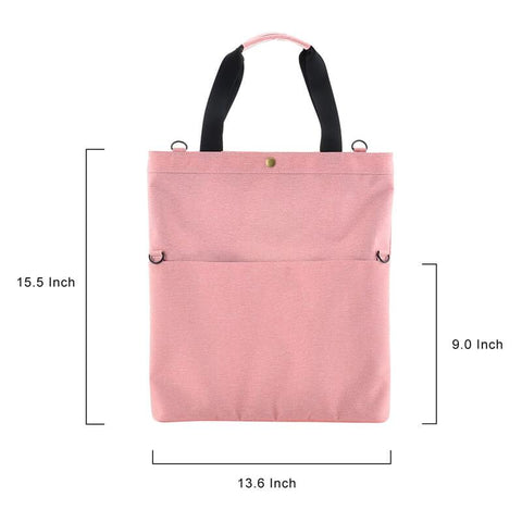 Multipurpose Large Tote | Eco-Friend Cotton & Canvas Hand Bag |KAMO