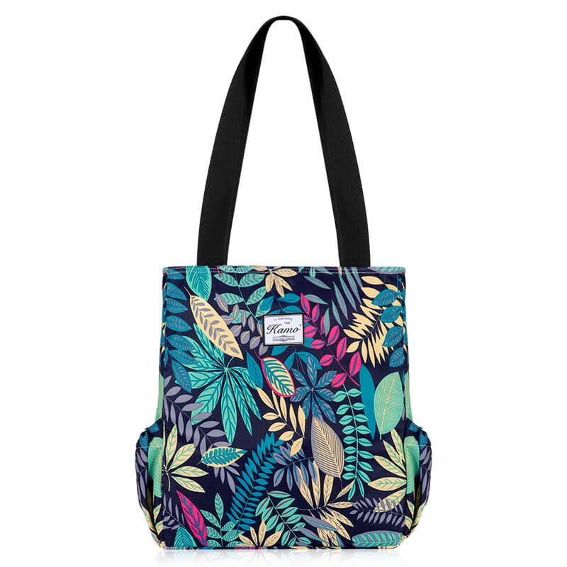 Shopping Shoulder Bag | Waterproof Lightweight Tote | KAMO Beach Bag - KAMO