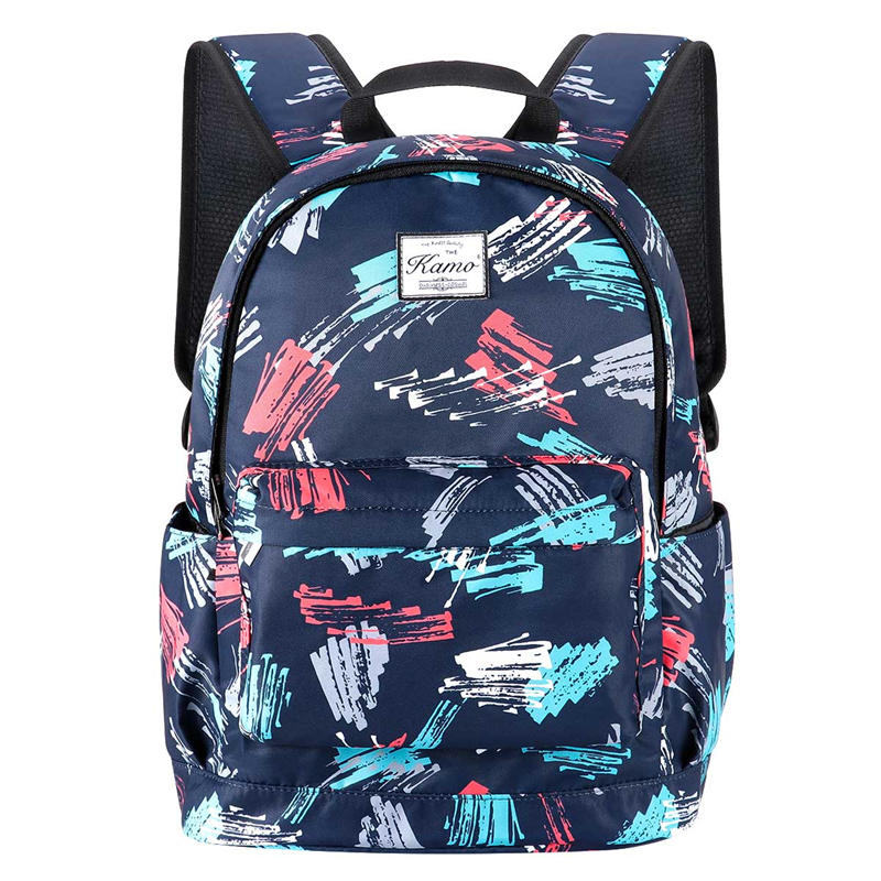 Fashion Graffiti Schoolbag | Travel Backpack | KAMO Stylish Backpack - KAMODEAL