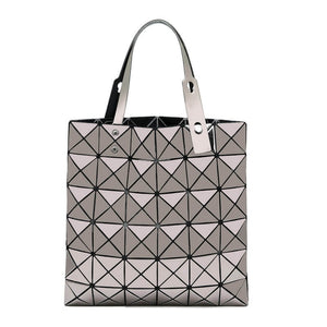 Geometric Diamond Tote | Variety Geometric Shoulder Bag | Square Shopping Bags - KAMODEAL