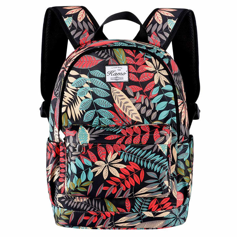 KAMO Backpack for Girls | Fashion Schoolbag | Multifunctional Bags - KAMODEAL