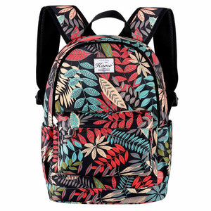 KAMO Backpack for Girls | Fashion Schoolbag | Multifunctional Bags - KAMO