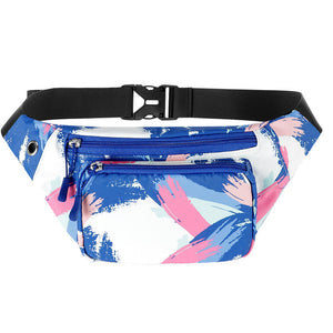 KAMO Multifunctional Outdoor Bag | Water Resistant Durable Fanny Pack - KAMODEAL