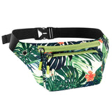 KAMO Nature Style Bag | Fashion Fanny Pack | Outdoor Lightweight Crossbody - KAMO